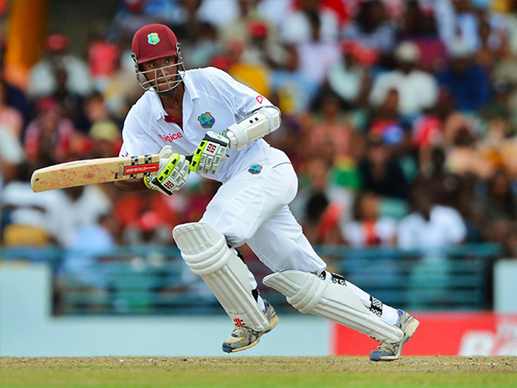 Kraigg Brathwaite - West Indies Test Match opening Batsmany