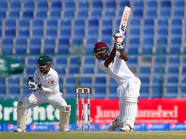 Roston Chase - West Indies Test Match all-rounder